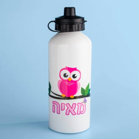 בקבוק עם שם