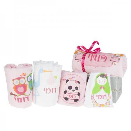 מתנת לידה לתינוקת